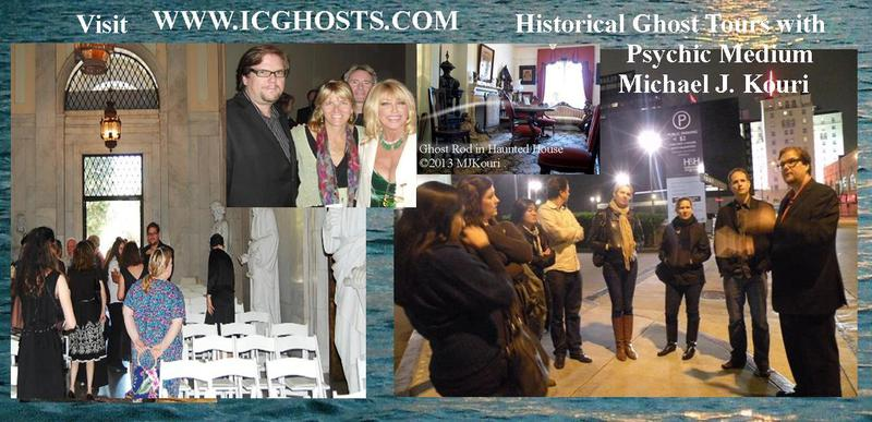 Celebrity ghost stories haunted town in england